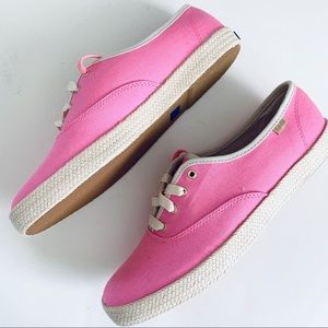 Keds For Kate Spade Pink
